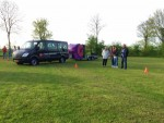 Schitterende ballonvlucht omgeving Raerd zaterdag 21 april 2018