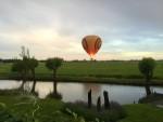 Voortreffelijke ballonvaart opgestegen in Alphen aan den rijn zaterdag 23 juni 2018