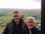 Exceptionele ballonvaart opgestegen in Alphen aan den rijn zaterdag 23 juni 2018