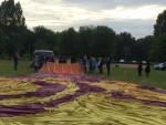 Waanzinnige ballon vlucht omgeving Alphen aan den rijn zaterdag 23 juni 2018
