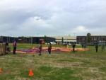 Meesterlijke luchtballon vaart in Gorinchem zaterdag 23 juni 2018