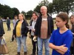 Magische luchtballon vaart omgeving Hoogland zaterdag 23 juni 2018