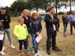 Formidabele heteluchtballonvaart regio Hoogland zaterdag 23 juni 2018