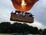 Sublieme ballonvaart omgeving Hoogland zaterdag 23 juni 2018