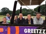 Te gekke luchtballonvaart in de omgeving van Hoogland zaterdag 23 juni 2018
