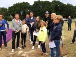 Sublieme ballon vlucht vanaf opstijglocatie Hoogland zaterdag 23 juni 2018