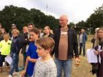 Super heteluchtballonvaart in de regio Hoogland zaterdag 23 juni 2018