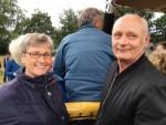 Hoogstaande luchtballonvaart regio Hoogland zaterdag 23 juni 2018