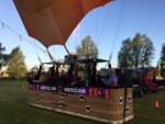 Prachtige ballon vlucht in de omgeving van Maastricht zaterdag 23 juni 2018