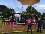 Betoverende ballonvaart vanaf opstijglocatie Maastricht zaterdag 23 juni 2018