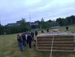 Prettige ballonvlucht startlocatie Oosterhout zaterdag 23 juni 2018