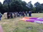 Betoverende ballon vaart vanaf startlocatie Oosterhout zaterdag 23 juni 2018