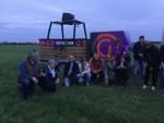 Uitmuntende heteluchtballonvaart vanaf opstijglocatie Veenendaal zaterdag 23 juni 2018