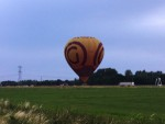 Fenomenale ballonvaart in de omgeving van Veenendaal zaterdag 23 juni 2018