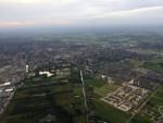 Sublieme luchtballonvaart opgestegen op startlocatie Veenendaal zaterdag 23 juni 2018