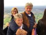 Weergaloze ballonvaart opgestegen op opstijglocatie Veenendaal zaterdag 23 juni 2018