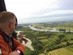 Voortreffelijke luchtballonvaart over de regio Veenendaal zaterdag 23 juni 2018