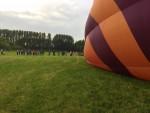 Heerlijke heteluchtballonvaart over de regio Beesd zaterdag 23 juni 2018