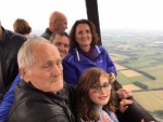 Onovertroffen luchtballonvaart boven de regio Beesd zaterdag 23 juni 2018