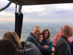 Ongekende ballonvlucht opgestegen op opstijglocatie Beesd zaterdag 23 juni 2018