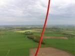 Fascinerende ballonvlucht in de omgeving Beesd zaterdag 28 april 2018