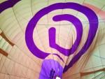 Onovertroffen ballon vaart opgestegen op opstijglocatie Hoogland zaterdag 28 april 2018