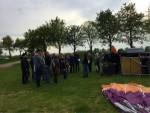 Magische ballonvlucht startlocatie Hoogland zaterdag 28 april 2018