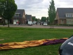 Overweldigende ballon vlucht boven de regio Oss zaterdag 28 april 2018