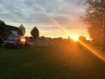 Meesterlijke ballonvaart boven de regio Oss zaterdag 28 april 2018
