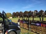 Heerlijke ballon vlucht in de regio Doetinchem op zaterdag 29 september 2018