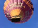 Prettige ballonvaart opgestegen op opstijglocatie Maastricht op zaterdag 29 september 2018