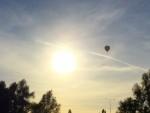 Overweldigende ballon vaart in de omgeving Maastricht op zaterdag 29 september 2018