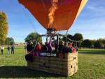 Te gekke ballon vaart startlocatie Maastricht op zaterdag 29 september 2018