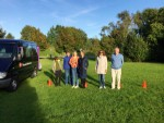 Mooie ballon vlucht opgestegen op startveld Wijchen op zaterdag 29 september 2018