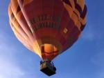 Adembenemende ballon vlucht vanaf startlocatie Wijchen op zaterdag 29 september 2018