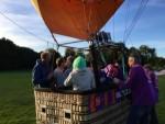 Professionele ballon vaart regio Wijchen op zaterdag 29 september 2018
