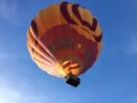 Feestelijke ballon vlucht over de regio Wijchen op zaterdag 29 september 2018