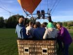 Fenomenale heteluchtballonvaart regio Wijchen op zaterdag 29 september 2018