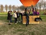 Fenomenale ballonvaart vanaf opstijglocatie 's-hertogenbosch op zaterdag 30 maart 2019