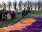Uitmuntende ballonvaart regio 's-hertogenbosch op zaterdag 30 maart 2019