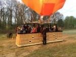 Waanzinnige ballonvlucht omgeving Tilburg op zaterdag 30 maart 2019