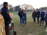 Overweldigende ballon vlucht opgestegen in Tilburg op zaterdag 30 maart 2019