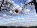 Exceptionele ballonvaart vanaf opstijglocatie Tilburg op zaterdag 30 maart 2019
