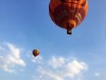 Formidabele ballon vaart vanaf startveld Venray op zaterdag 30 maart 2019