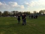 Overweldigende ballon vlucht over de regio Venray op zaterdag 30 maart 2019
