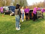 Uitmuntende ballon vlucht in de regio Venray op zaterdag 30 maart 2019