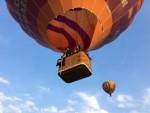 Waanzinnige ballon vlucht in de omgeving van Venray op zaterdag 30 maart 2019