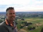 Ultieme luchtballonvaart in de omgeving van Enschede zaterdag  4 augustus 2018