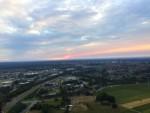 Bijzondere luchtballonvaart in de buurt van Enschede zaterdag  4 augustus 2018