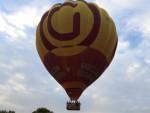 Fabuleuze ballonvaart over de regio Maastricht zaterdag 4 augustus 2018